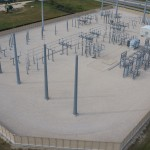 Drone Inspection Substation