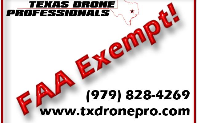 FAA Exempt