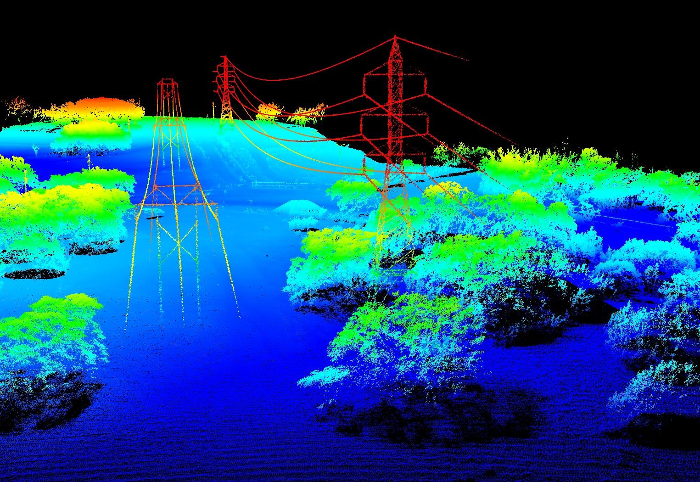 Electric Utilities - McCord Engineering Geospatial Services