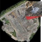 Drone Orthomosaic Landfill