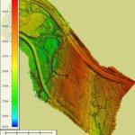 Elevation Map Topo - Wheeler Ridge